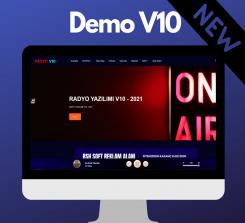 Radyo V10 Ful Paket